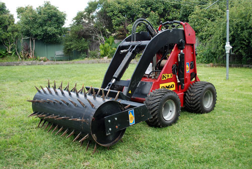 Hand Operated Lawn Aerator Images Frompo